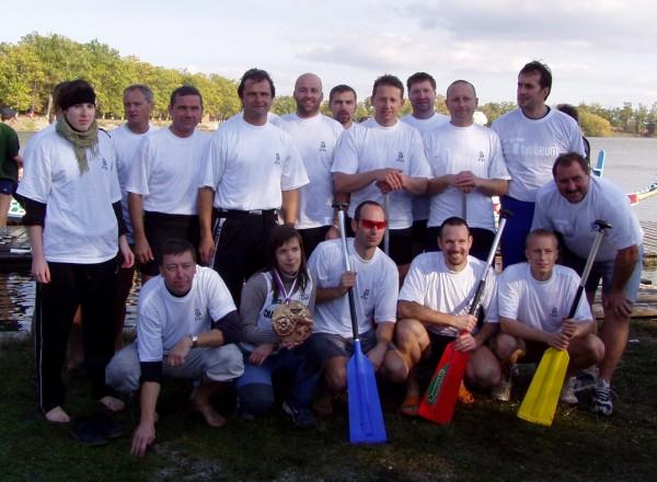 Posádka v roce 2007