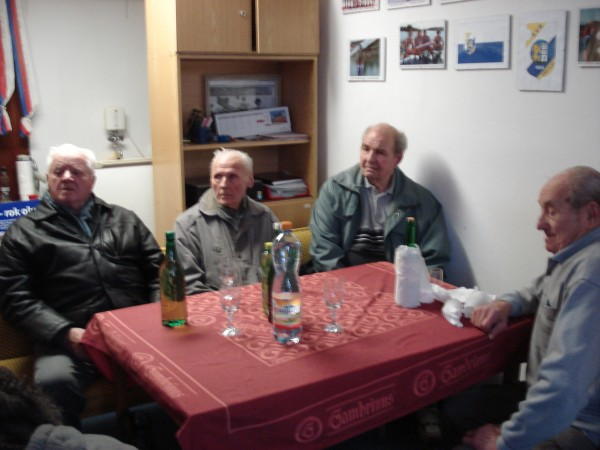 Setkání veslařů