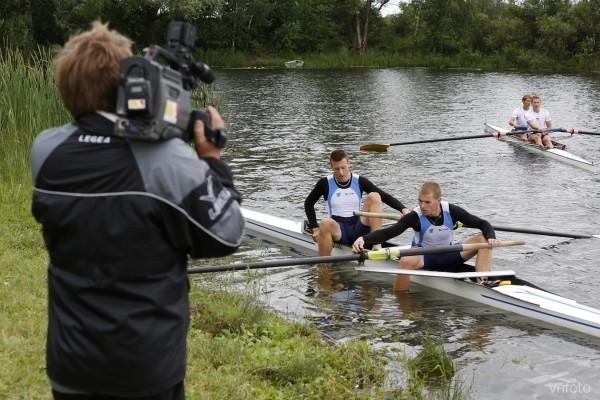 Helešic a Starnovský na Olympiádě mládeže 2013