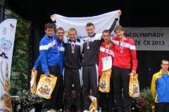 Ostrožská Nová Ves - Olympiáda mládeže